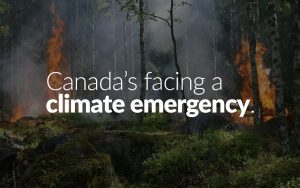 Canada declares Climate Emergency